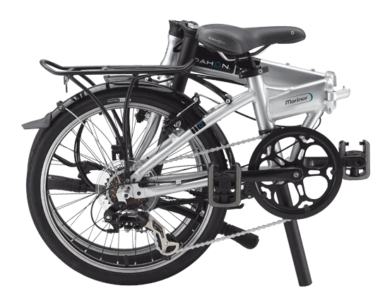 dahon mariner d7 review