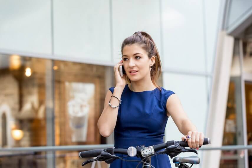 health benefits of cycling commute